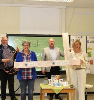 High-Speed-Netz an Harens Schulen