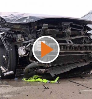 21 10 07 Sechs Verletzte bei Unfall auf A1 SCREEN