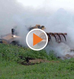 Screen_VIDEOUPDATE - Erneut brennt ein Strohlager